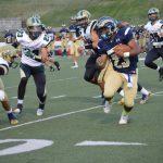 Football beats New Castle 41-27