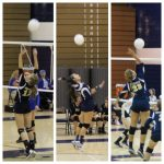 Volleyball Places Trio on All-Section Teams