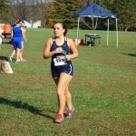 Girls Cross Country finishes 7th place at JV Tri-States