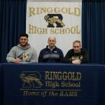 Holt and Ivory Sign Letters of Intent