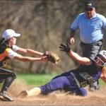 Softball Places Four on All-Star Team