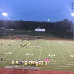 Middle School Football beats Brownsville 16-8