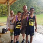 Middle School Cross Country competes in Baldwin Invitational