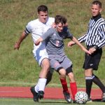 Boys Soccer falls to top-ranked West Allegheny 2-0