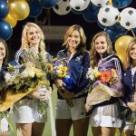 Girls Soccer falls to Chartiers Valley on Senior Night