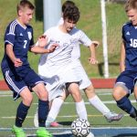 Boys Soccer drops exhibition game against Norwin 2-0