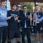 Boys Cross Country finishes 1st place in Washington County Meet