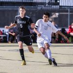 Boys Soccer falls to Indiana on questionable call