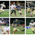 Football Lands Six on All-Conference Teams