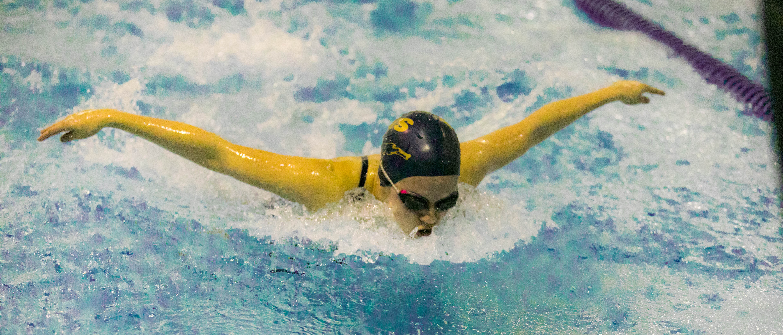 Girls Swimming falls to Elizabeth Forward 115 – 68