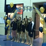 Boys Swimming beats Steel Valley on Senior Night