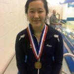 Anna Vogt wins WPIAL in AA Diving!