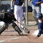 Baseball tied for first place after beating South Park 6 – 4