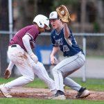 Baseball sweeps season series against Uniontown, winning 3 – 2