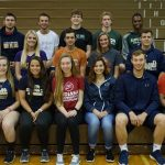 Nineteen Seniors Commit to Playing College Sports