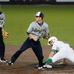 Baseball stumbles against South Fayette in 4A Final