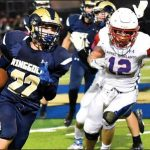 Football falls to Laurel Highlands on Homecoming