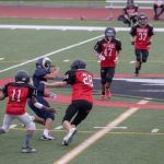 Middle School Football crushes Charleroi, remains undefeated