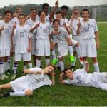 Middle School Boys Soccer completes undefeated season, beats Trinity 3 – 0