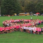 Ringgold Cross Country hosts Pink Out at Mingo Classic