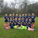 Middle School Girls Soccer beats Elizabeth Forward  to end season