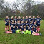 Middle School Girls Soccer beats Elizabeth Forward  to end season