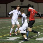 Boys Soccer @ Peters Township