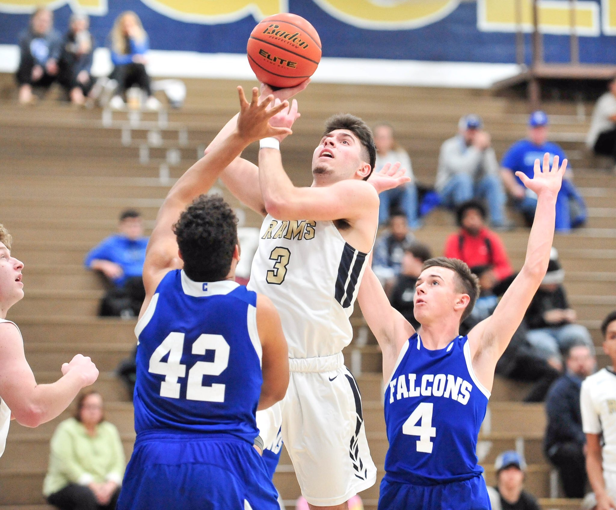 Boys Basketball beats Connellsville in home opener