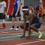 Indoor Track opens season at Edinboro