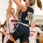 Girls Basketball falls to first-place Elizabeth Forward