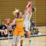 Girls Basketball falls to West Mifflin 57 – 46