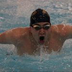 Boys Swimming beats Seton La Salle 80 – 56