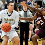 Boys Basketball falls to section champ Uniontown