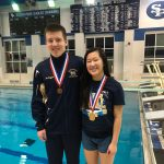 Vogt gets back-to-back gold in WPIAL AA Diving!