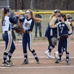 Softball impresses in scrimmage against Jefferson Morgan