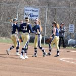 Lady Rams Softball stymied by Elizabeth Forward