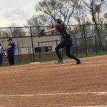 Middle School Softball falls to Canon-McMillan