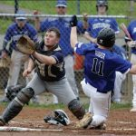 Baseball drops second straight, falling to South Park 6-4