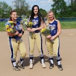 Lady Rams defeat McKeesport on Senior Day!