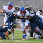 Football drops opener to Chartiers Valley
