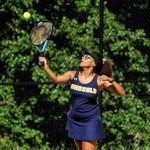 Girls Varsity Tennis wins third straight, beats McGuffey 4 – 1