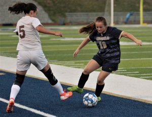 Girls Soccer vs. Greensburg Salem