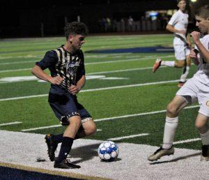 Boys Soccer vs. Greensburg Salem