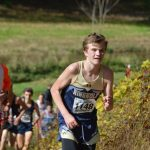 Boys Cross Country wins back-to-back section titles!