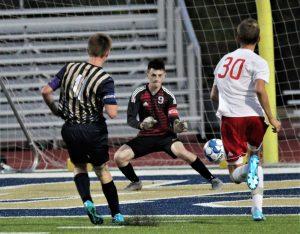 Boys Soccer vs. Laurel Highlands