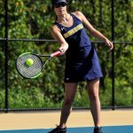 Girls Tennis beats Vincentian, qualifies for WPIALs