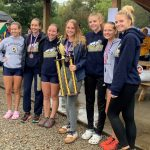 Boys and Girls Cross Country finish in 1st place at Washington County Meet