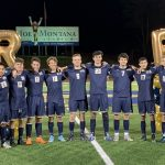Boys Soccer beats Trinity on Senior Night