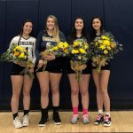 Volleyball falls to Laurel Highlands on Senior Night