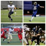 Football lands four on All-Conference Teams
